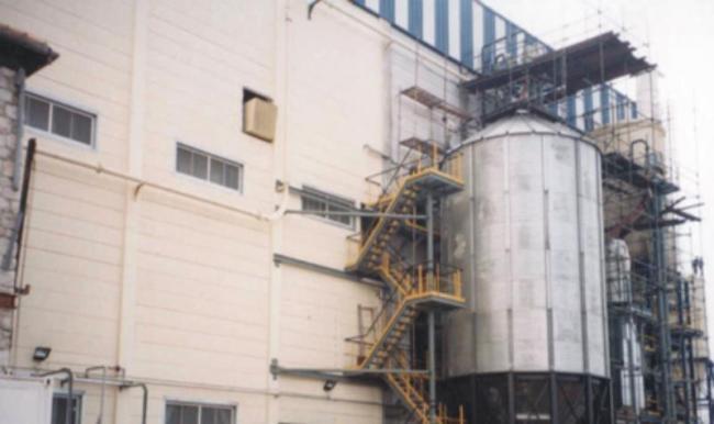מפעל שמן - מפרץ חיפה