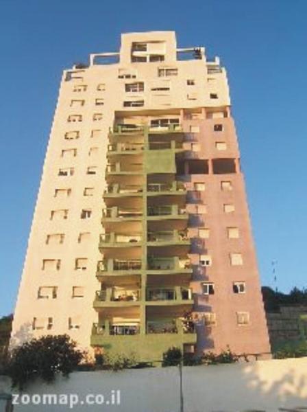 מגדלי וינגייט - חיפה